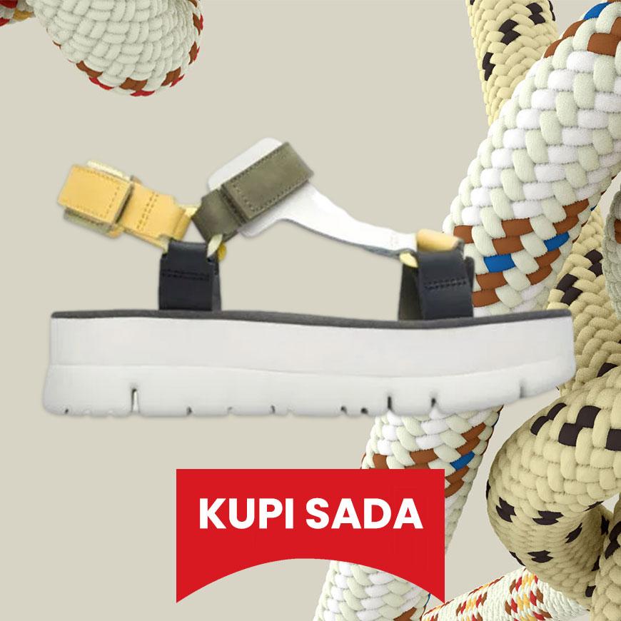 ORUGA UP sandale