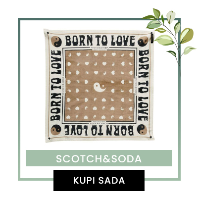 Scotch&Soda muska marama