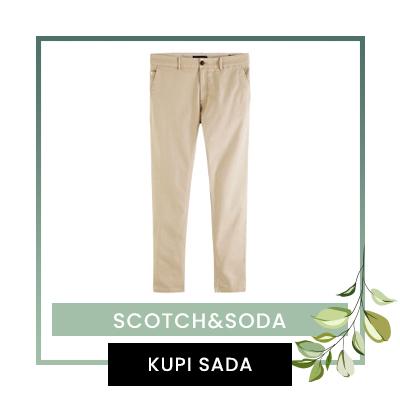 Scotch&Soda muske pantalone