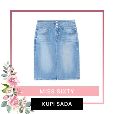 Miss Sixty teksas suknja