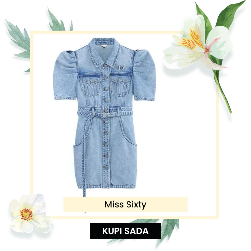 Miss Sixty denim haljina