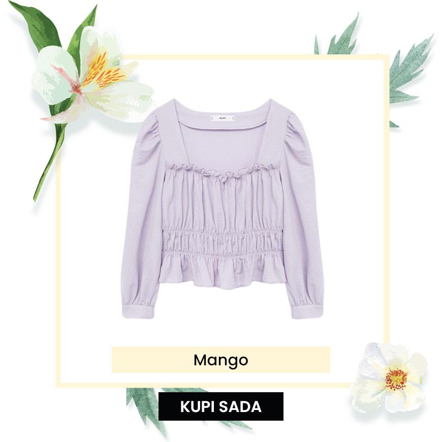 Mango zenska bluza