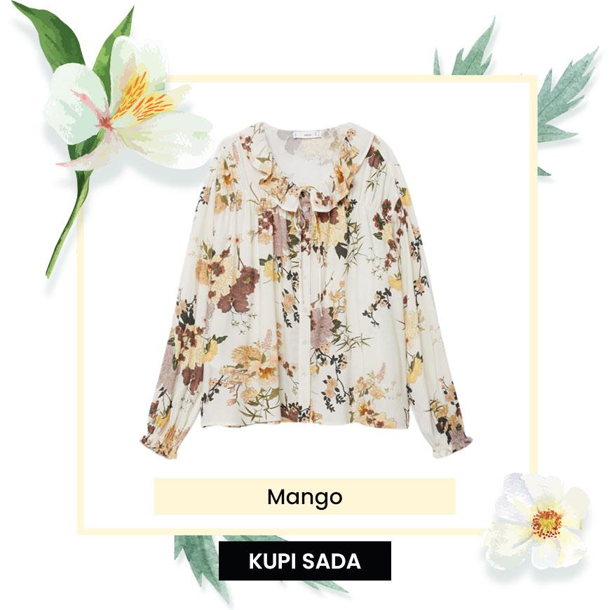 Mango puf bluza