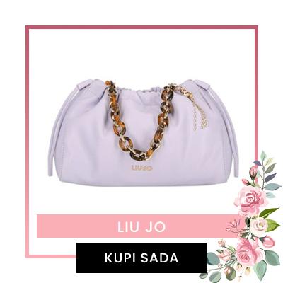Liu Jo lila torbica