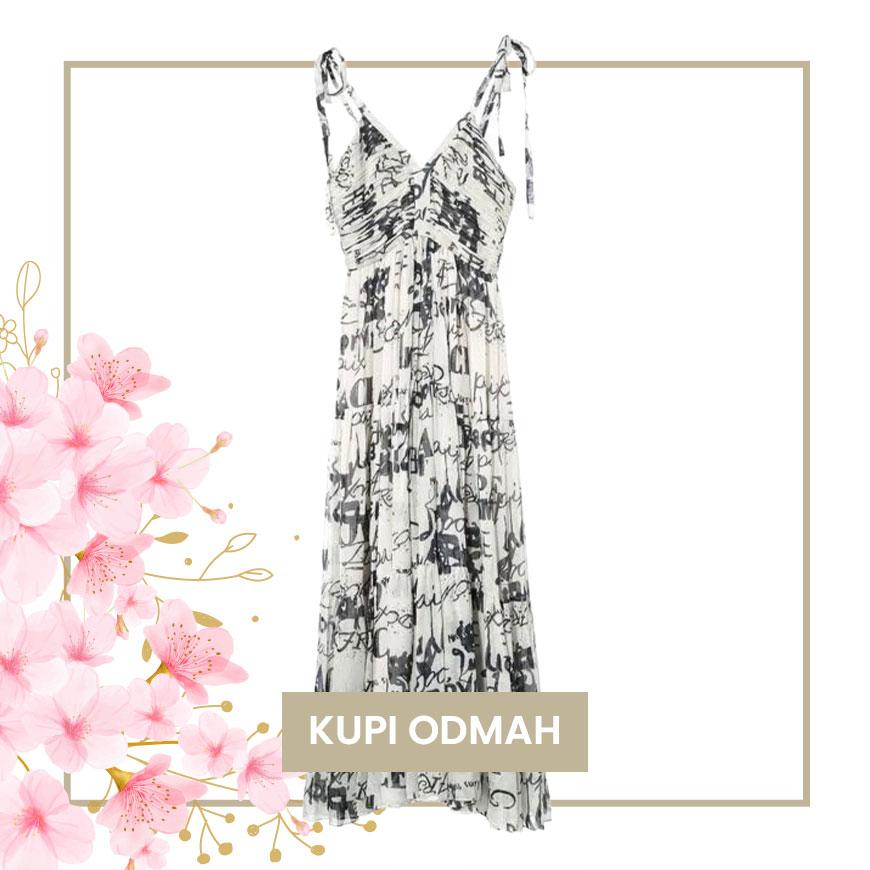 Miss Sixty svilena haljina