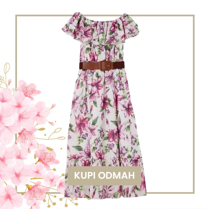Liu Jo cvetna haljina