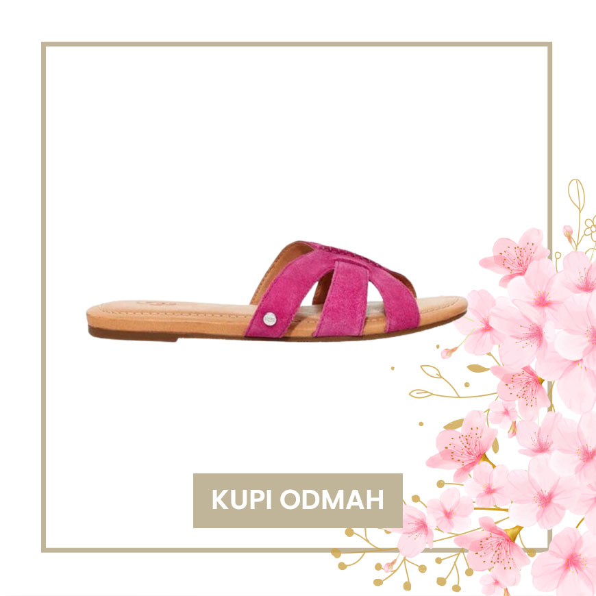 UGG zenske papuce