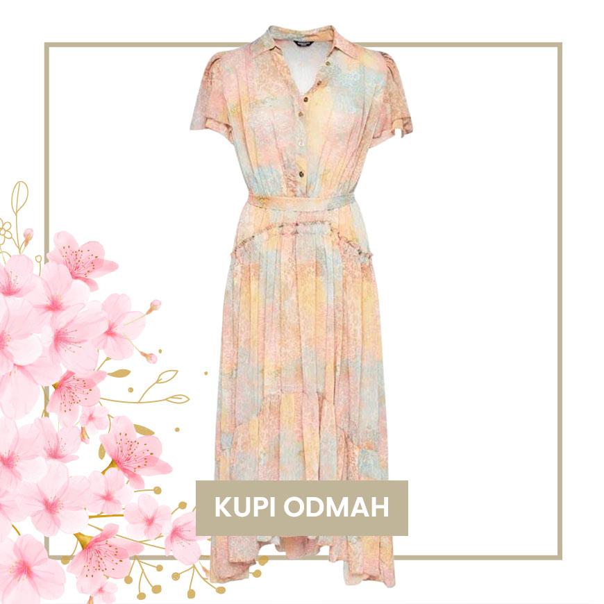 Marciano pastelna haljina
