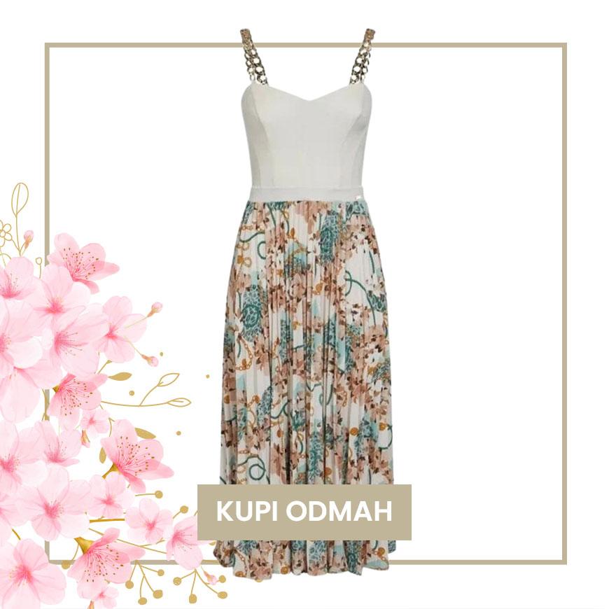 Marciano lepršava haljina