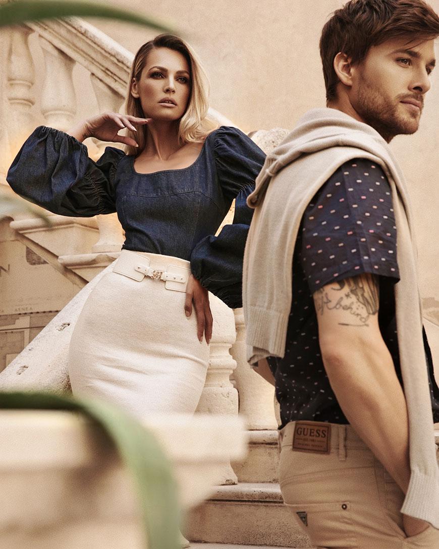 Fashion&Friends kampanja - SPLIT