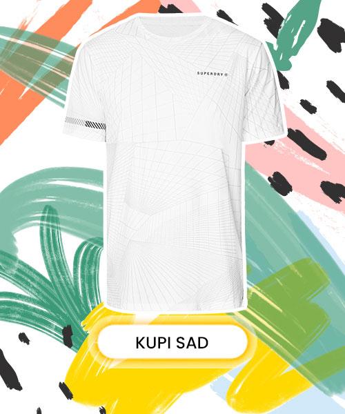 Superdry Sport muska majica